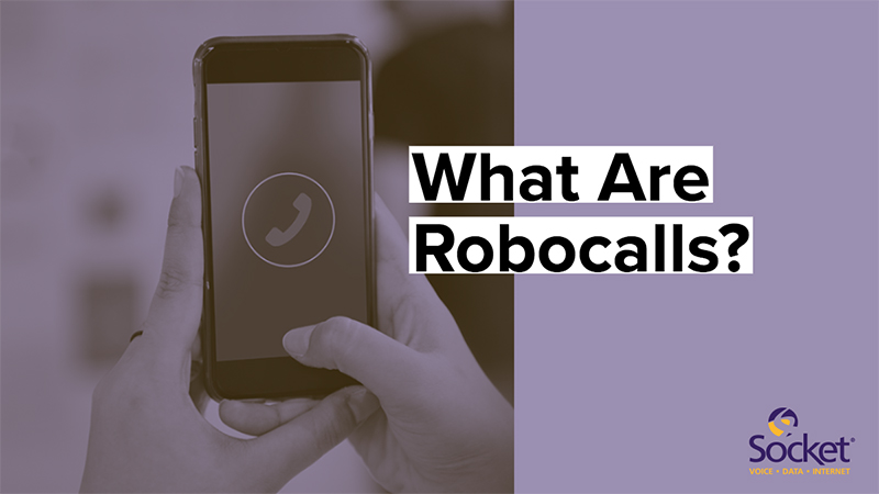 what are robocalls